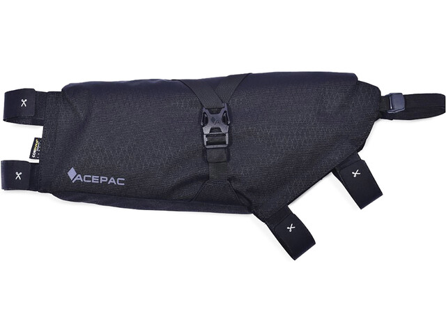 Acepac Fuel Bike Pannier L black